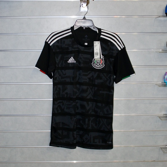 Mexico 2018 World Cup Away Jersey
